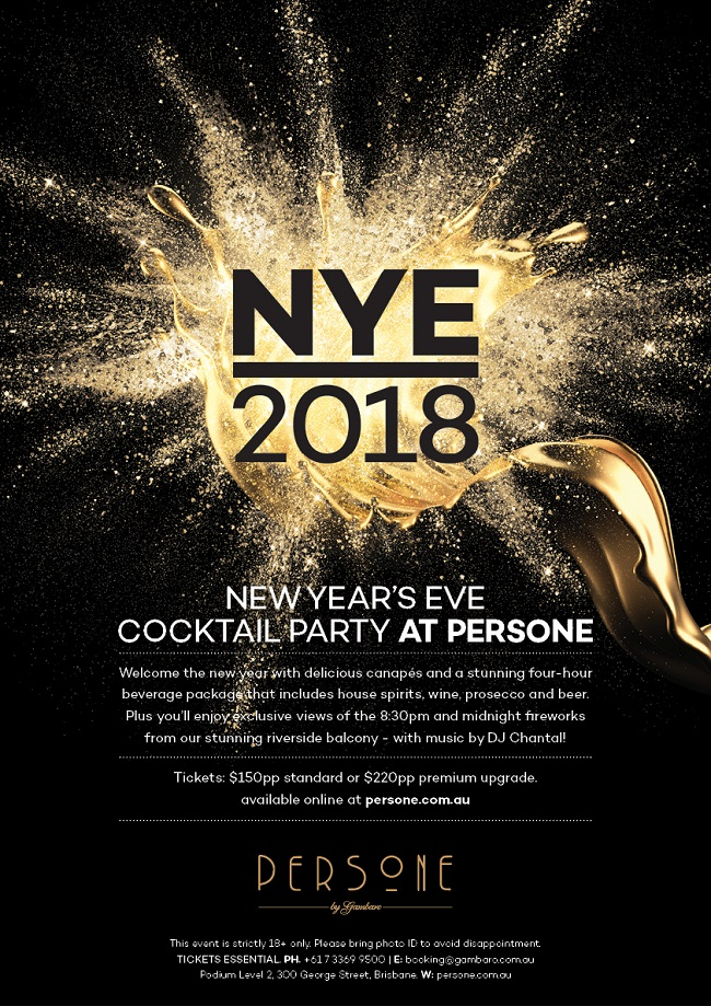 New Years Eve Brisbane Party Venue