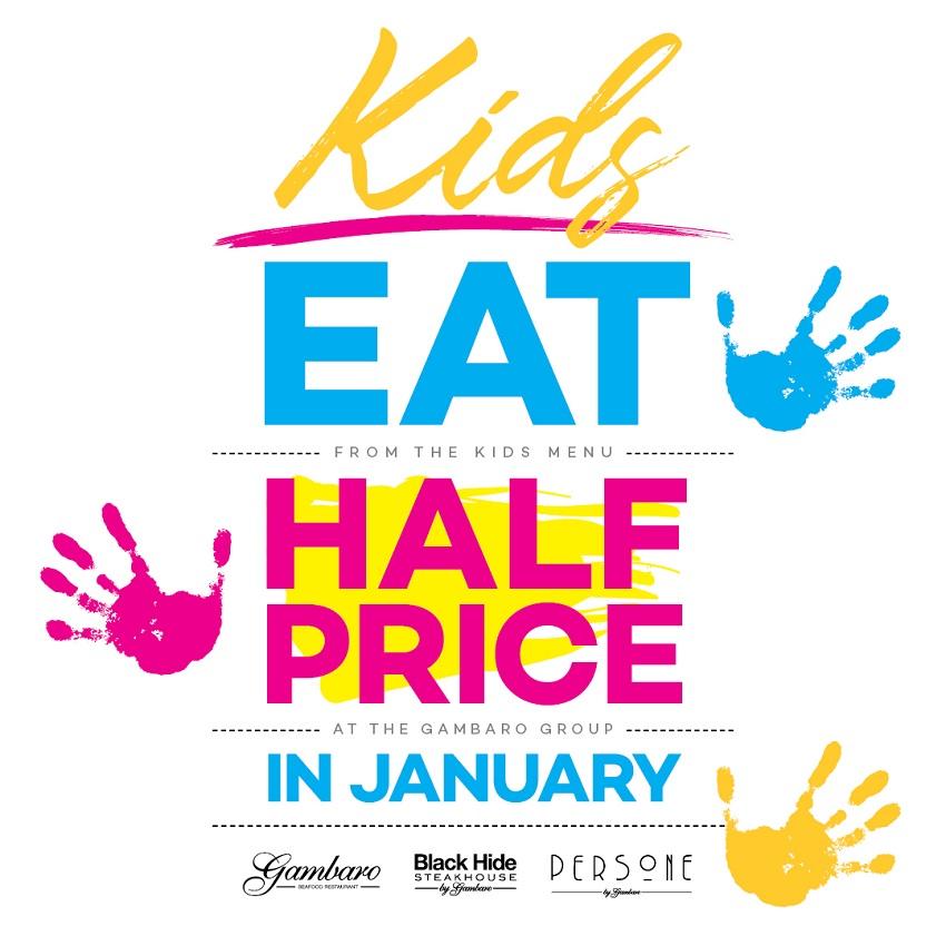 Kids Restaurant Special Deal