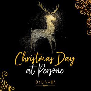 Christmas Day Lunch at Persone Restaurant Brisbane